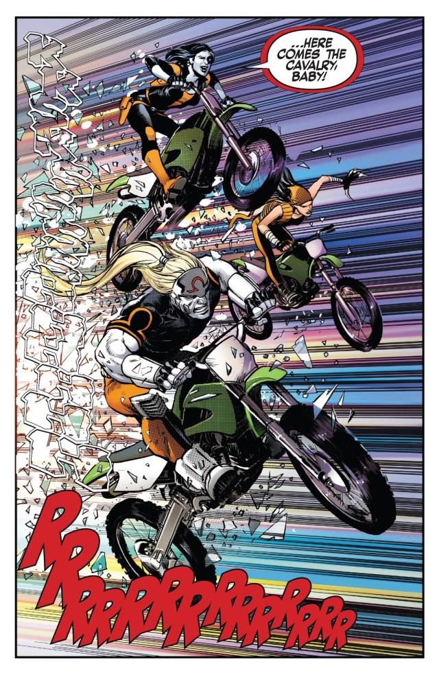 Weapon X Vol. 3 #22