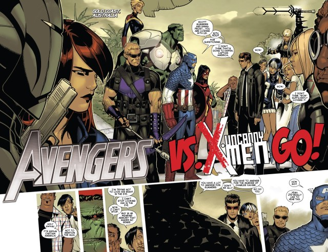 Iron Man Admits His Mistake In Avengers VS X-Men