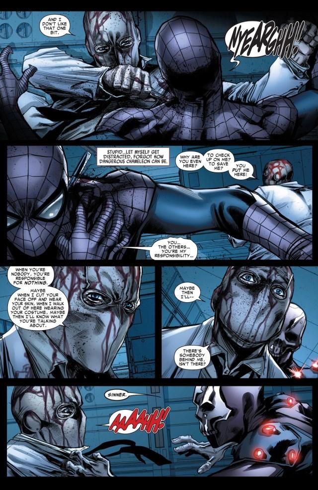 Superior Spider-Man VS Skull