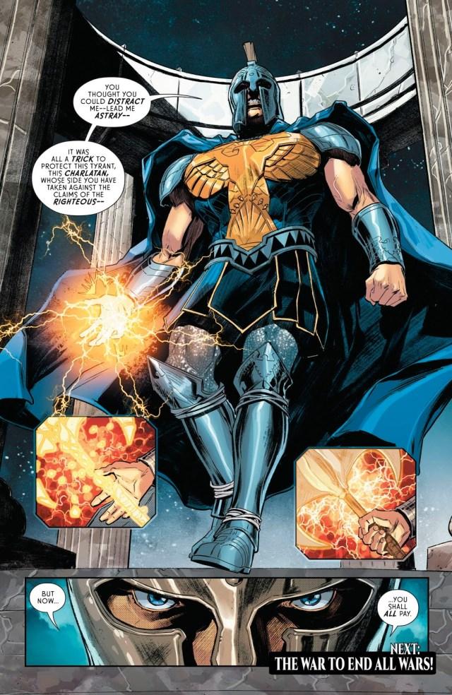 Ares (Wonder Woman Vol. 5 #61)