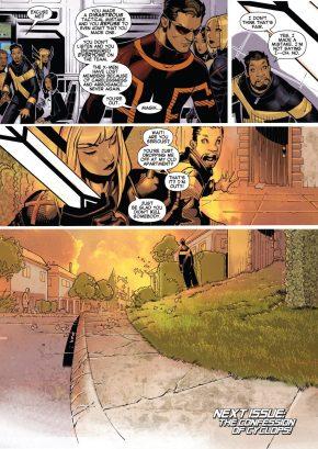 From – Uncanny X-Men Vol. 3 #19