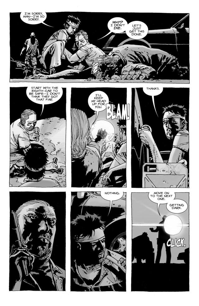 Dale Gets Bitten (The Walking Dead)