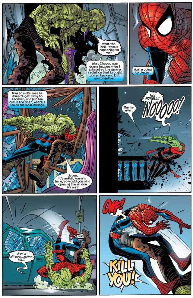 How Spider-Man Defeated Digger