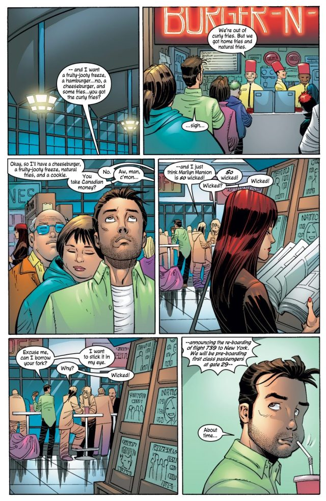 Peter Parker And Mary Jane (The Amazing Spider-Man Vol. 2 #49)