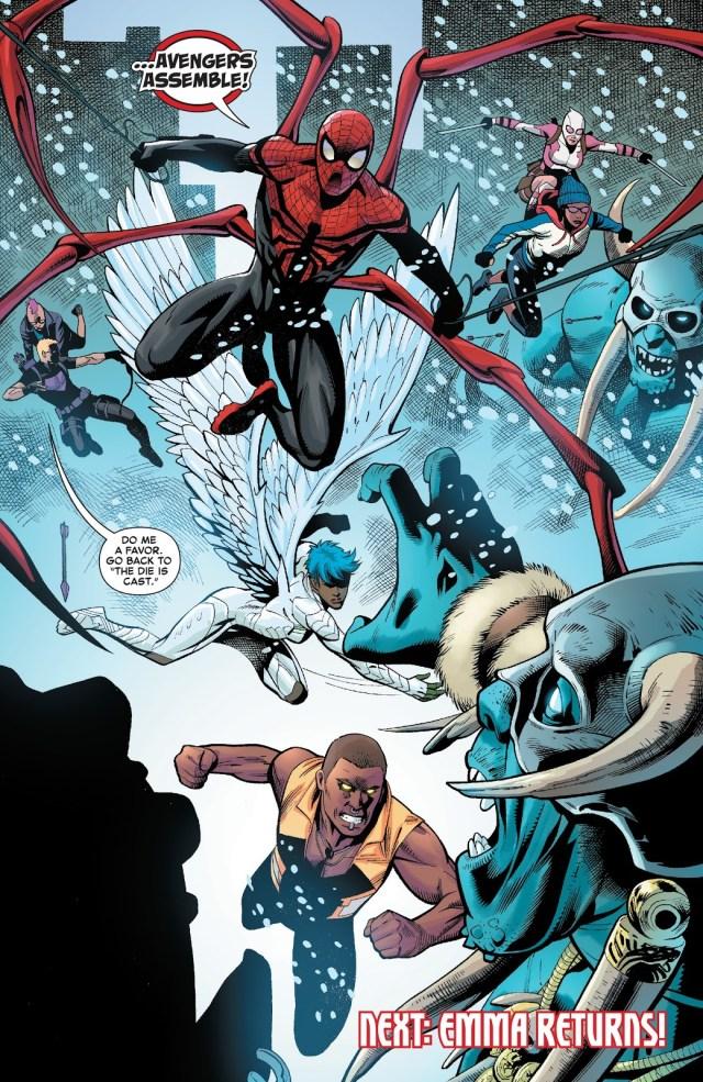 Superior Spider-Man Avengers Assemble