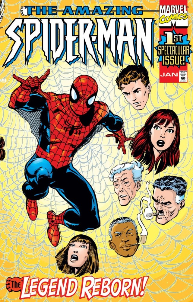 The Amazing Spider-Man Vol 2 1