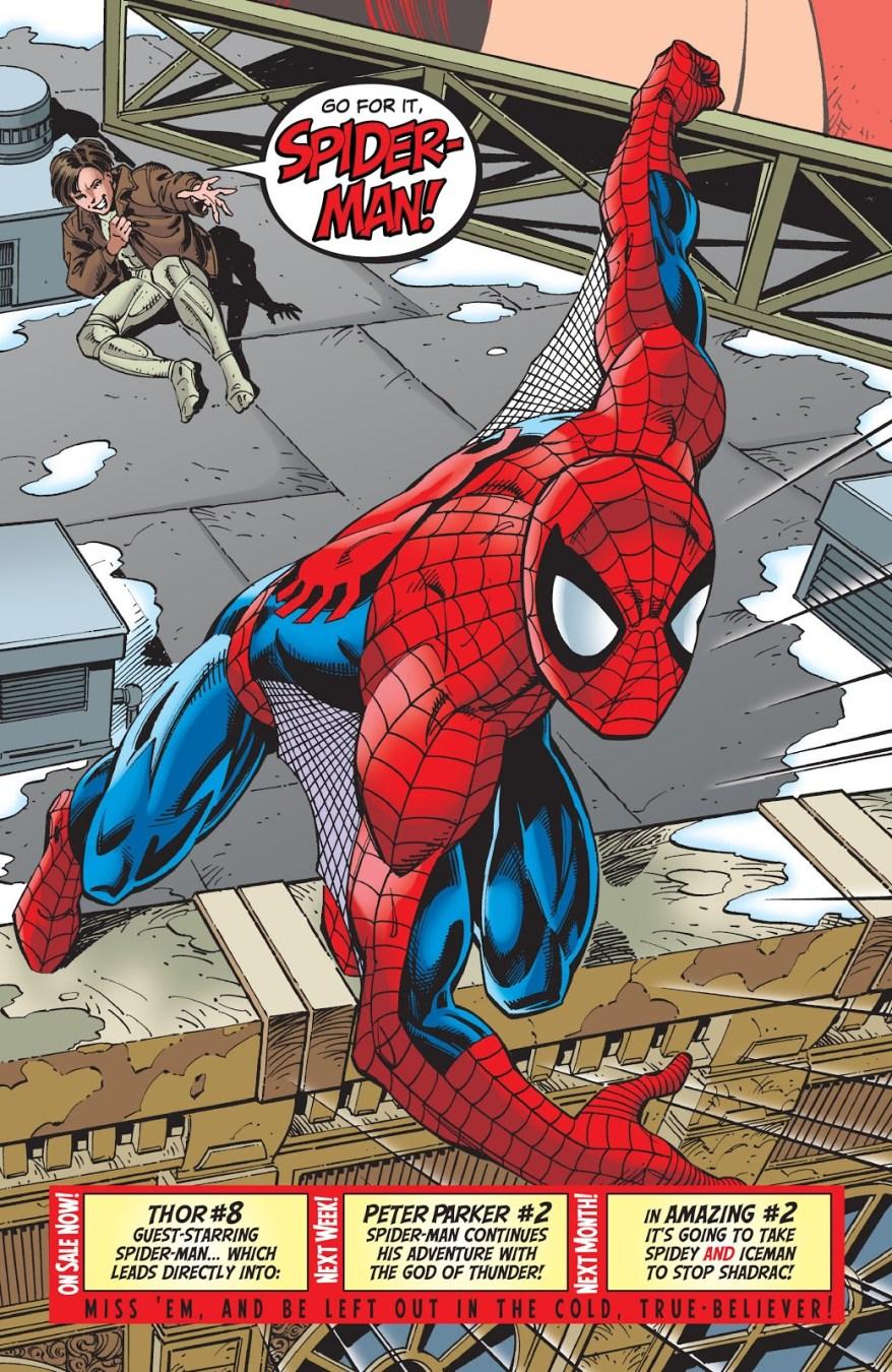 The Amazing Spider-Man Vol. 2 #2 2