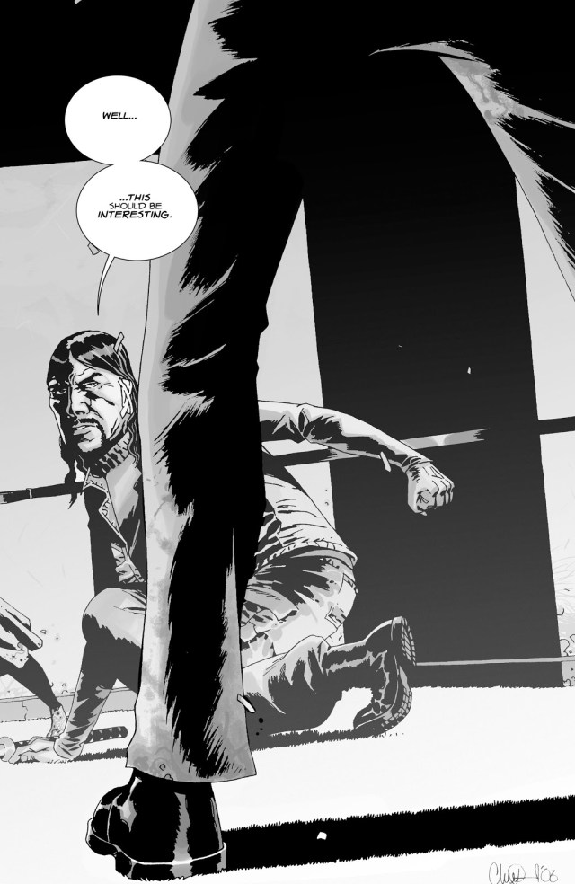 The Governor (The Walking Dead #32)