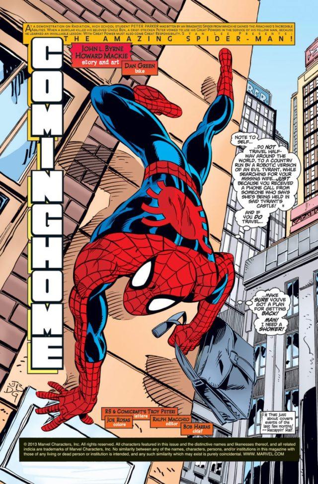 The Amazing Spider-Man Vol. 2 #16