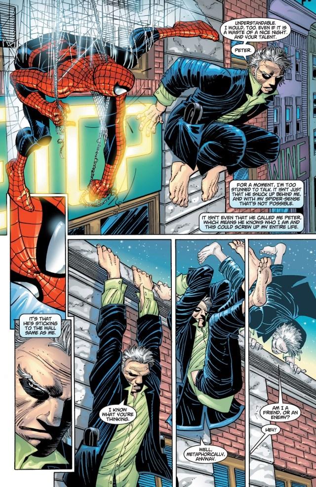 Spider-Man Meets Ezekiel Sims