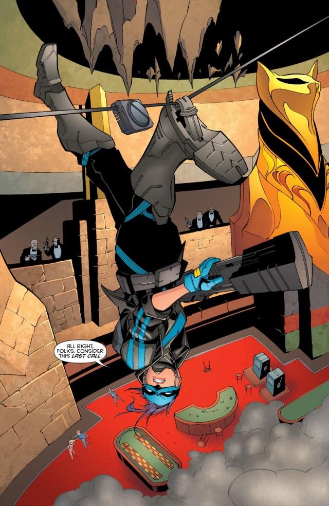Bluebird (Batman Vol. 2 #28)