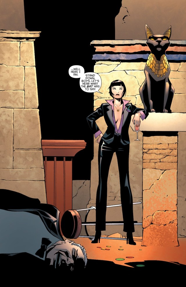 Selina Kyle (Batman Vol. 2 #28)