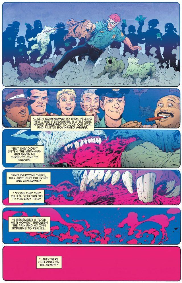 Why Jim Gordon Wants To Help Batman (New 52)