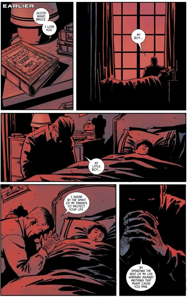 Thomas Wayne Kills Joe Chill