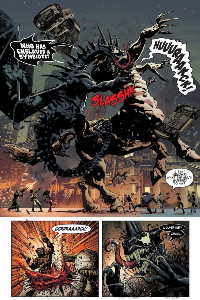 Venom (Savage Avengers #4)