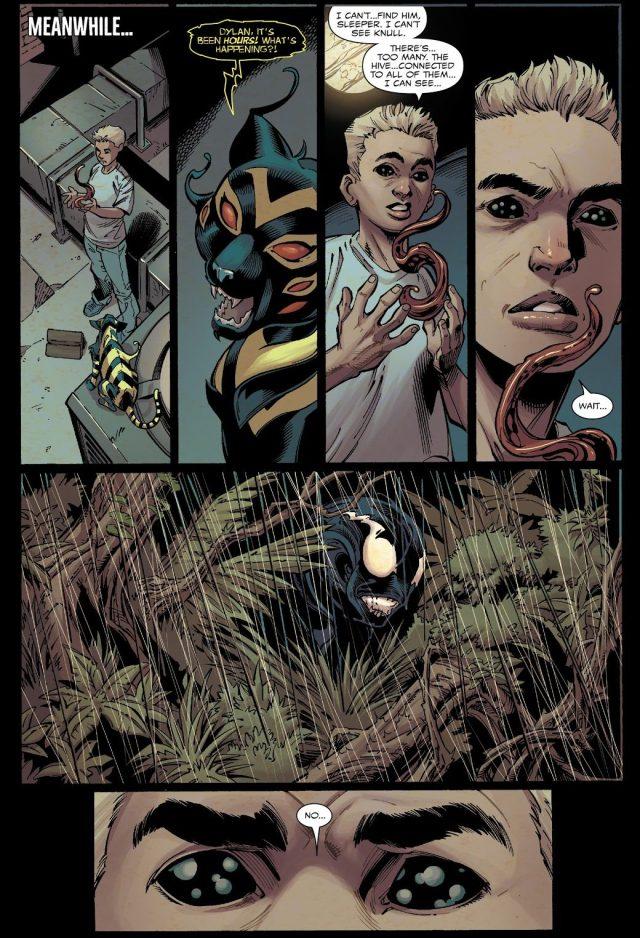 Dylan Brock Creates A Venom T-Rex