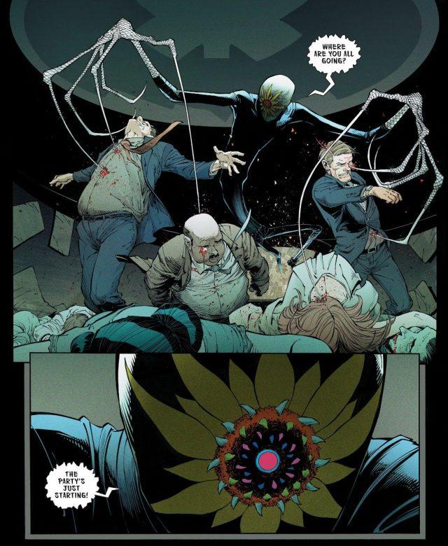 Mister Bloom(Batman Vol. 2 #45)