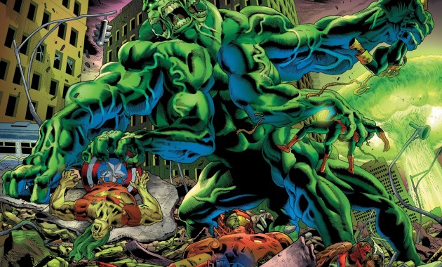 Mutated Hulk (The Immortal Hulk #33)