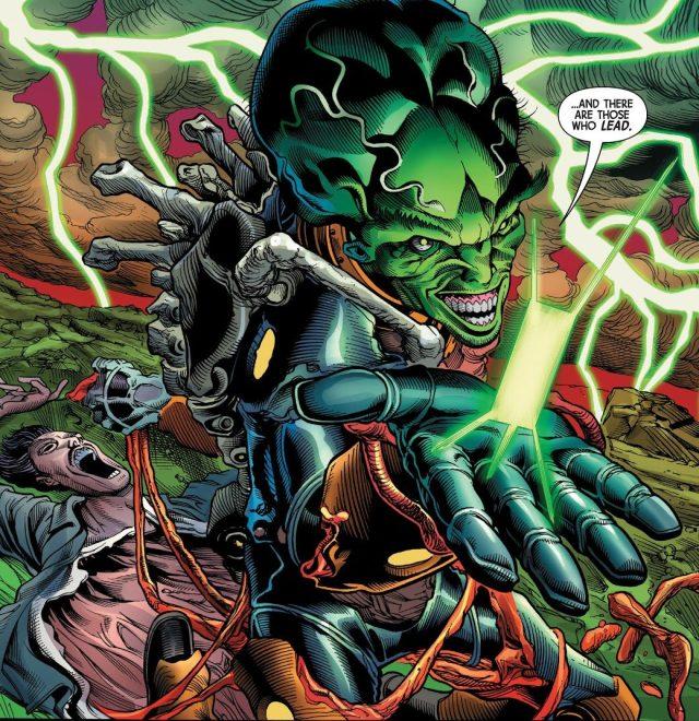 The Leader (The Immortal Hulk #33)