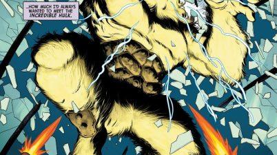 Xenmu (The Immortal Hulk #31)