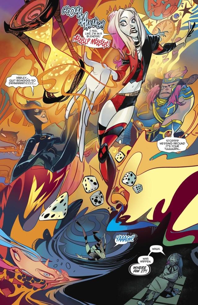 Harley Quinn Vol. 3 #61
