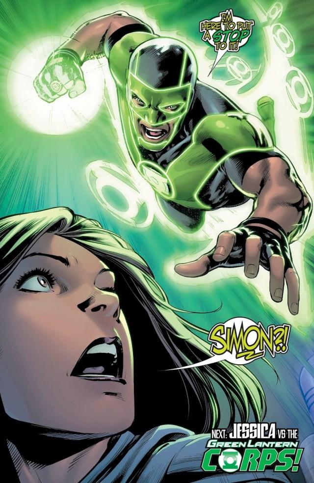 Simon Baz (Green Lanterns #48)