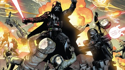 Darth Vader Destroys The Amidalans
