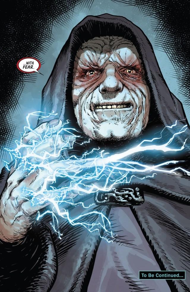 Emperor Palpatine (Darth Vader Vol. 3 #5)