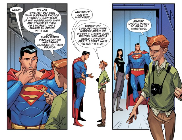 Jimmy Olsen Knowns Superman's Secret Identity (DCeased)