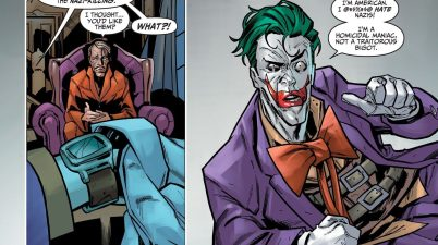 The Joker Hates Nazis (Injustice)