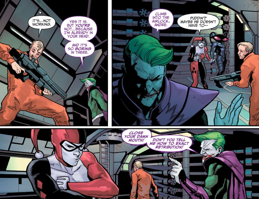 The Joker Wears The Amulet Of Apophis (Injustice)