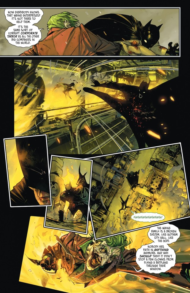 Batman VS The Joker (The Joker War)
