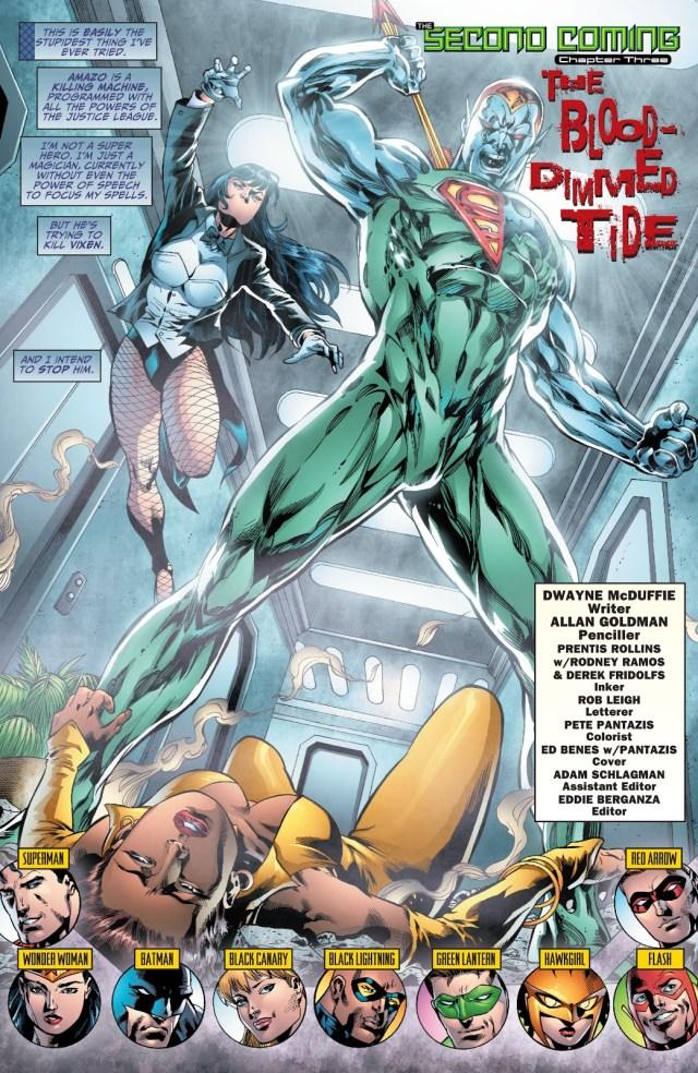 Amazo (Justice League of America Vol. 2 #24)
