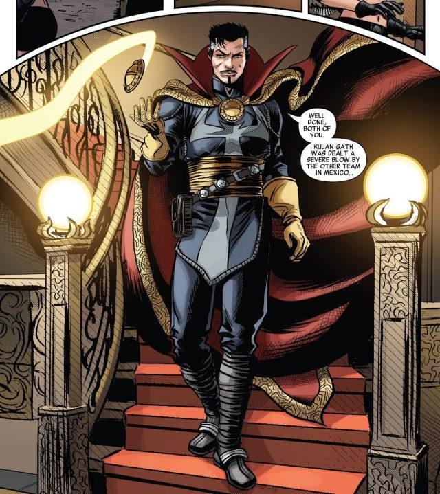 Doctor Strange (Savage Avengers #16)