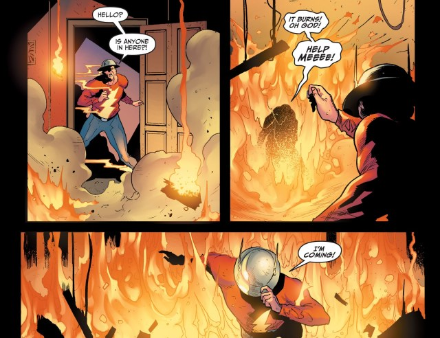 The Joker Mind Controls Jay Garrick (Injustice Gods Among Us)