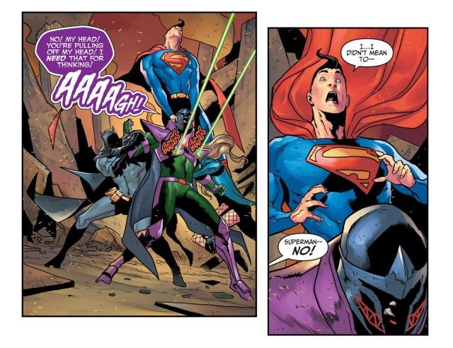 The Joker Mind Controls Superman (Injustice Gods Among Us)