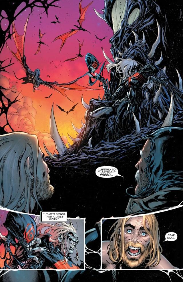 Agent Venom Returns (King In Black)