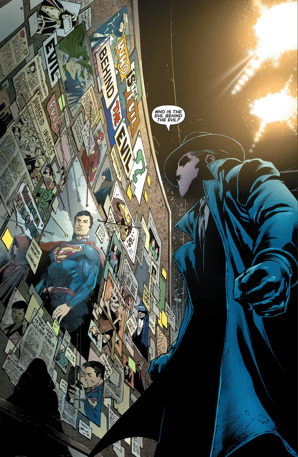 The Question New 52 Comicnewbies