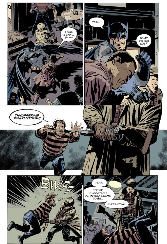 Batman And Elmer Fudd Team Up Comicnewbies