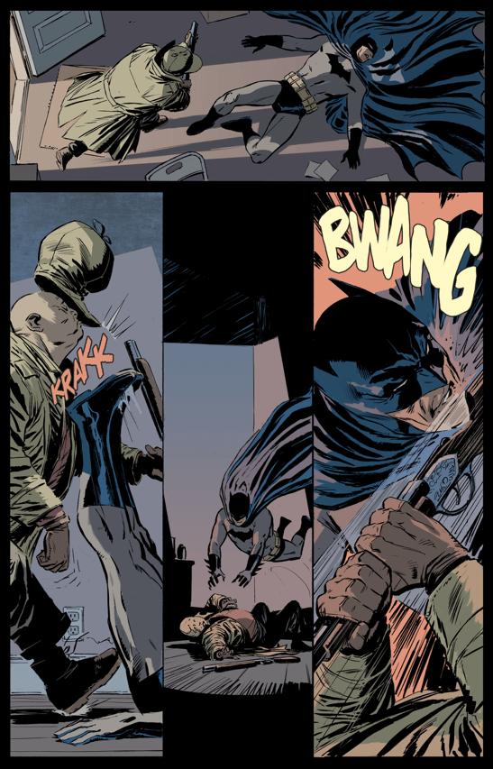 Batman VS Elmer Fudd Comicnewbies