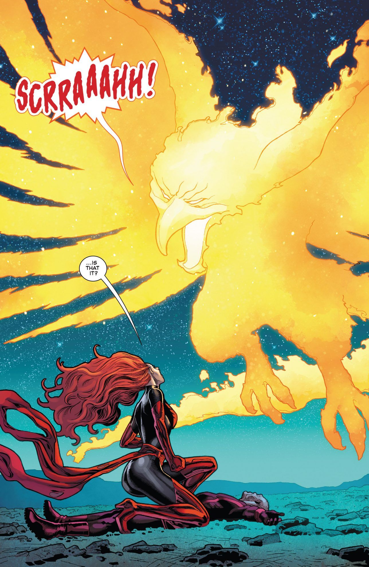 Cyclops And Jean Grey Reunion Phoenix Resurrection