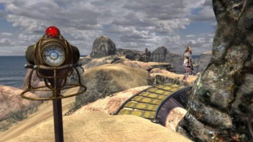 Myst Exile (Myst 3) Video gamee