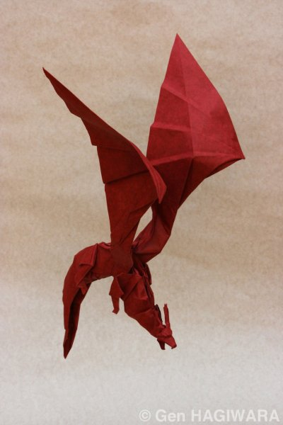 Simple Origami Dragon : 18 Steps (with Pictures) - Instructables | 600x400
