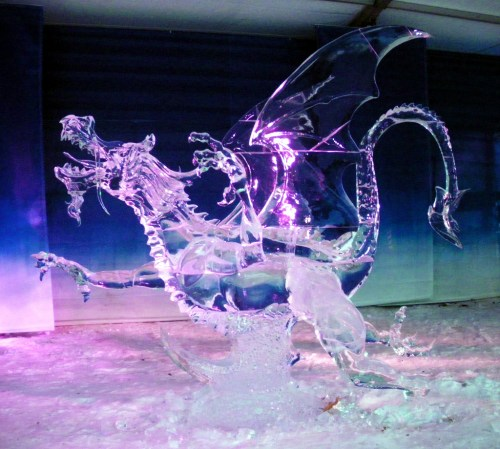 Ice Dragon 4
