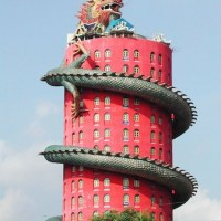 10 Amazing examples of Dragon Architecture