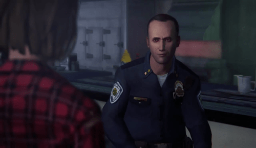 Literally the worst police officer ever