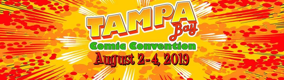 Tampa Bay Comic Con 2019