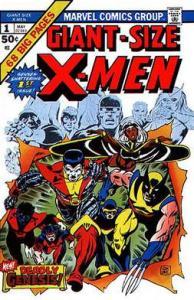 Giant Size X-Men #1