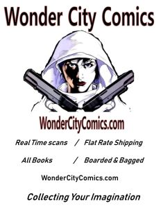 Wonder City Comics