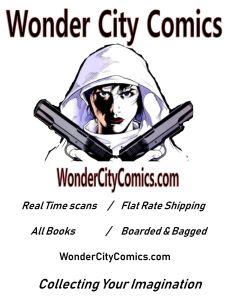 Comics de Wonder City
